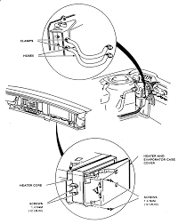 repair guides heating and air conditioning heater core