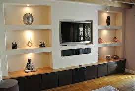 Bespoke Living Room Furniture - Contemporary fitted living room furniture