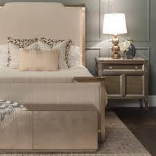 parisian bedroom furniture parisian old silver queen bed max sparrow