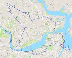 Boston Marathon Route Map by Marathon Training Around Boston We U0027ve Got Your 20 Mile Route