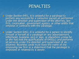 paralegal business cards what every california attorney and paralegal needs to about