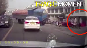 woman on way to friend u0027s wedding crushed to death by overturning