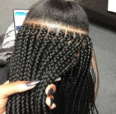 what type of hair do you use for crochet braids box braids guide how many packs of hair for box braids