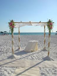 bamboo chuppah ceremony arches and canopies