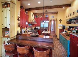 mexican kitchen decor with red cabinet paint decolover net
