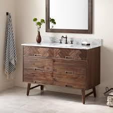 Undermount Rectangular Vanity Sinks 48