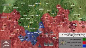 Syria Situation Map by Day Of News On The Map March 22 2017 Map Of Syrian Civil War