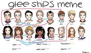 Glee Memes - glee ships meme by be your hero on deviantart