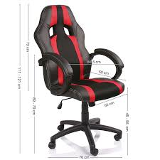 si e bureau ergonomique tresko chaise fauteuil si ge de bureau racing sport con fauteuil