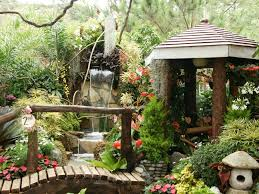 Tropical Landscaping Ideas by Amazing Garden Tropical Landscape Design Ideas