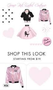 Pink Ladies Halloween Costumes Halloween Costume Party 50 U0027s Cutie Halloween Costumes