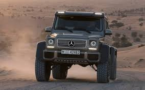 mercedes g class 6x6 mercedes g63 amg 6x6 priced from 511 000