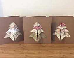 origami cards etsy