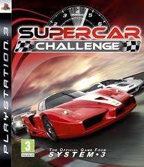 challenge ps3 amazon com supercar challenge ps3