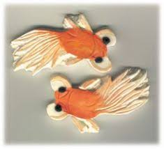 one of my favorite discoveries at worldmarket glass goldfish