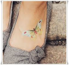 99 artistic watercolor tattoos that are living works of