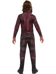 lord costume guardians of the galaxy lord boys costume costume discounter