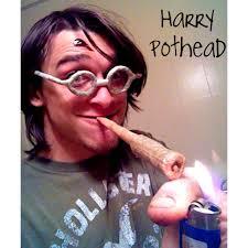 Pothead Halloween Costume Harry Pothead Trees