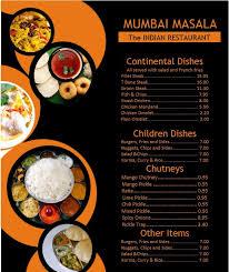 6 free breakfast menu templates u2013 stationery templates