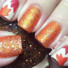 298 best fall thanksgiving nails images on pinterest fall nail