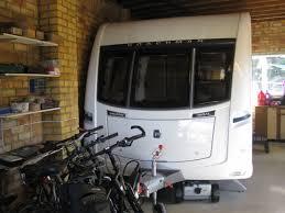 Motorhome Garage How To Look For Rust On A Used Car Caravan Or Motorhome