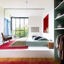 rangement dans chambre incroyable comment installer un dressing dans une chambre 6