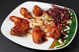 cuisine mexicaine ailes de poulet dans le style mexicain nourriture mexicaine cuisine