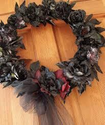 halloween wreath 15 spooky diy halloween wreaths