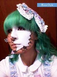 Scary Baby Doll Halloween Costume 100 Halloween Costumes Broken Doll 55 Broken Doll