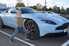 old aston martin db9 the unmumsy mum tests the aston martin db11 british gq
