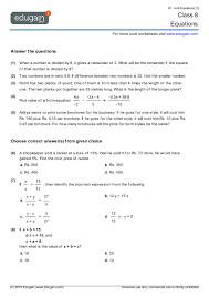contents equations
