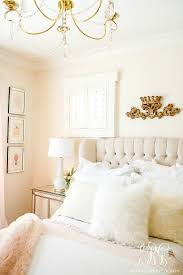 Makeover Bedroom - blush pink lace bedroom makeover easy tips to refresh your bedroom