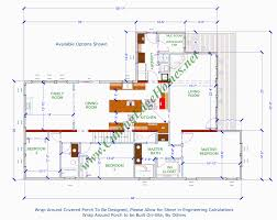 modular homes birmingham cape cod blueprint 3