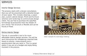 Interior Design Questionnaire Make Your Website Interior Design Yola