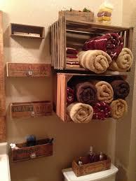 repurposed wooden crate ideas