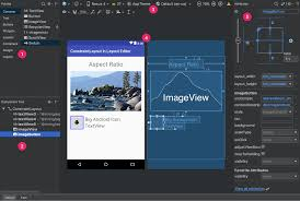 user layout en español build a ui with layout editor android developers