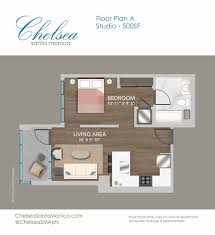 luxury studio 1 2 bedroom apartments at chelsea santa monica in select units in select units