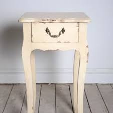 Shabby Chic Side Table Shabby Chic Bedside Table Cabinet Antique Vintage L Table