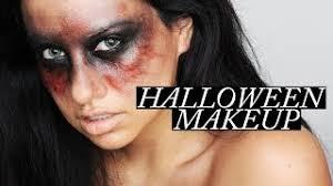 cat woman inspired halloween makeup look vloggest