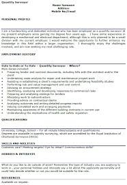 cv examples for interests and hobbies