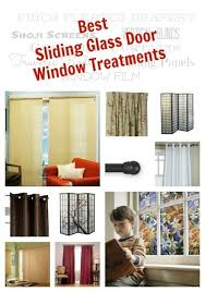 ideas for window treatments for sliding glass doors 21 best window treatment images on pinterest sliding glass door
