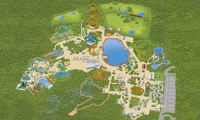 La Zoo Map Park Map Wild Adventures Theme Park