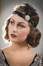 roaring 20s hair styles long hairstyles lovely roaring 20s hairstyles for long hair
