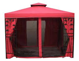 Patio Canopies And Gazebos by Ideas Black Metal Gazebo Walmart With Canopy For Best Gazebo Idea
