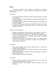 Sample Resume Objectives For Ojt Psychology Students by Lspu Siniloan It Narrative Report Format