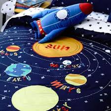 Space Bedding Twin Solar System Bedding