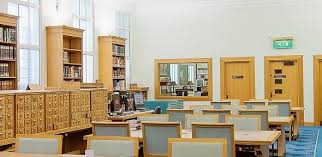 east asian reading room cambridge university library