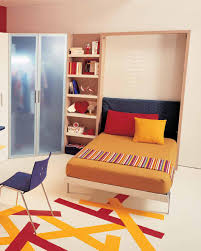 maximize space small bedroom bedroom colorful library beds with amazing book rack also frosted