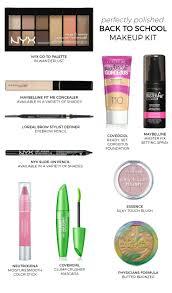 makeup schools in pa the back to school makeup kit nicholas
