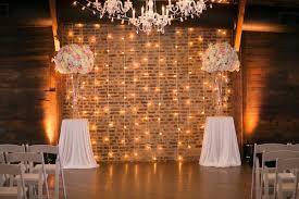 wedding arches houston altar arch arrangements indoor ceremony summer tennessee wedding
